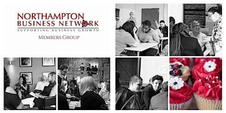 Northampton Business Network Wednesday 6th October 9.30 to 11.00 am tickets