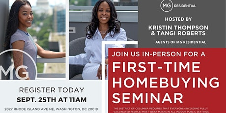 Homebuying Seminar at The Heritage DC tickets