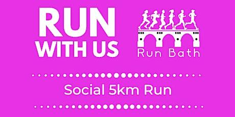 Run Bath Tuesday Night Social Run tickets