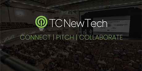 TCNewTech Pitch Event  October 5, 2021 tickets