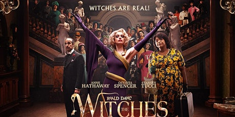 Cosy Cinema Club - The Witches tickets