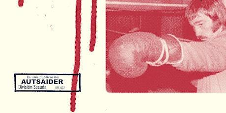 Finestres - Encuentro: 'Mear sangre' con  Mery Cuesta entradas