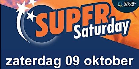 Super Saturday All Star - Module 3- Mobiel tickets