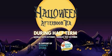 Halloween Afternoon Tea tickets