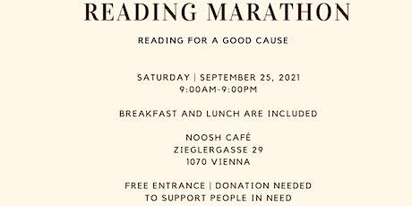 Reading Marathon Tickets