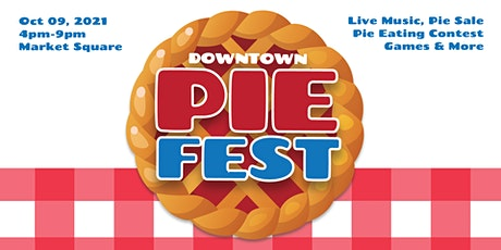 Downtown Pie Fest tickets