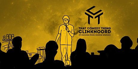 That Comedy Thing Noord | Open Mic CORONACHECK tickets