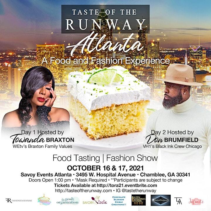 Taste Of The Runway ATLANTA image