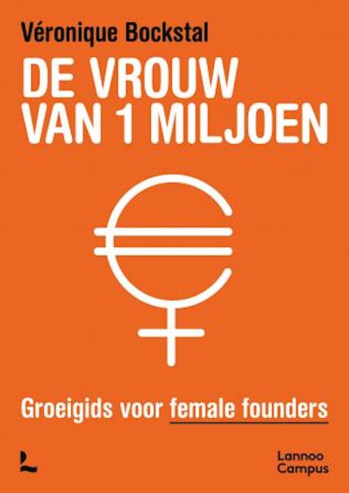 Afbeelding van Boeklezing: De Vrouw Van 1 Miljoen - Veronique Bockstal