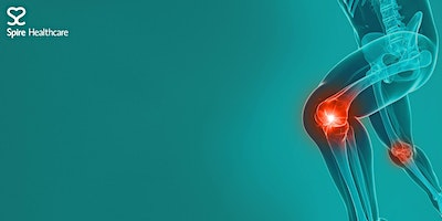 image for the event Free online event:  Arthritic knee health