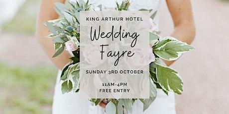 King Arthur Hotel Wedding Fayre tickets