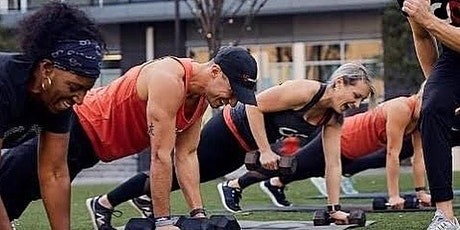 Self Care Saturday! Free Bootcamp and Mimosas at Midtown Farmers Market tickets