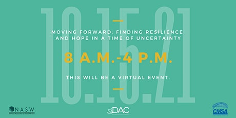 Moving Forward: Finding Resilience and Hope in a Time of Uncertainty tickets