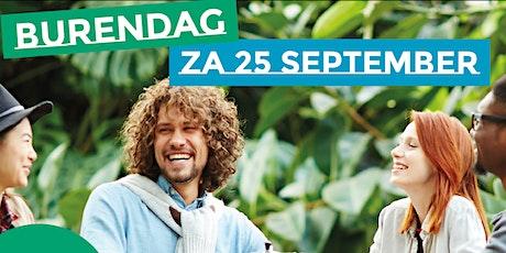 Burendag ontbijt- locatie Doppio Nijmegen tickets