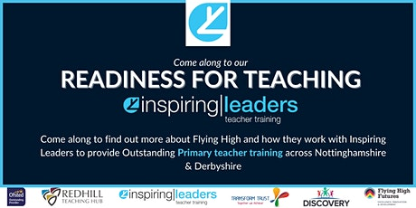 Readiness for Teaching - A day in the life of a trainee teacher tickets