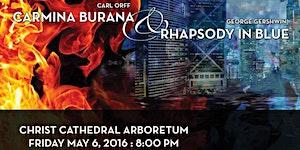 Carmina Burana & Rhapsody In Blue