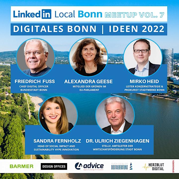 LinkedIn Local Bonn - #LiLoBonn Meetup Vol. 7: Bild
