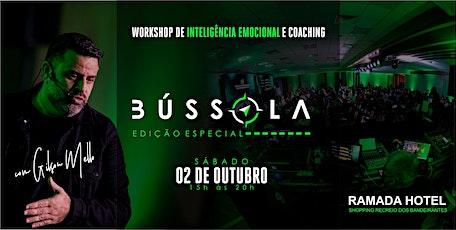 BÚSSOLA - Workshop de Inteligência Emocional ingressos
