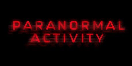 Cosy Cinema Club - Paranormal Activity tickets