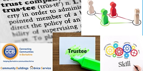 Essential skills for Village Hall and Community Building Trustees tickets