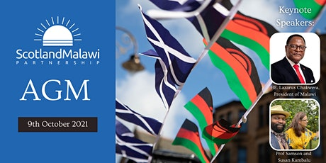 SMP AGM, with the President of Malawi and Samson Kambalu tickets