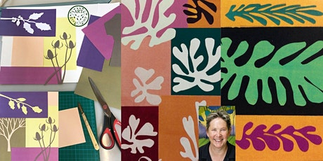 Matisse Cut-outs of the Garden tickets