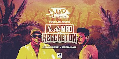 Je.Dis MAD in Reggaeton tickets