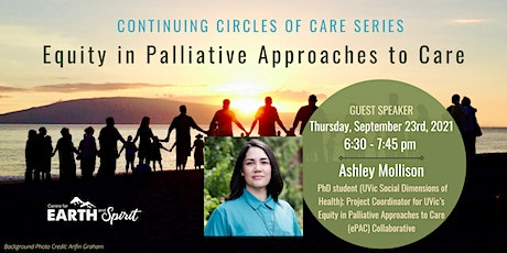 Equity in Palliative Approaches to Care - September 23rd tickets