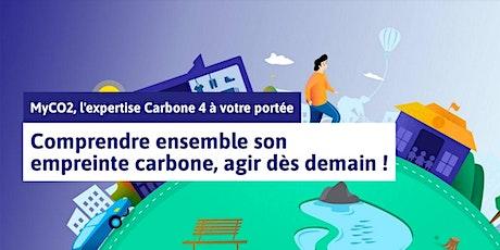 Conférence interactive MyCO2 - 08/11/2021 billets