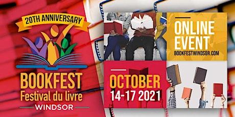 BookFest Windsor/Festival du livre - 2021 tickets
