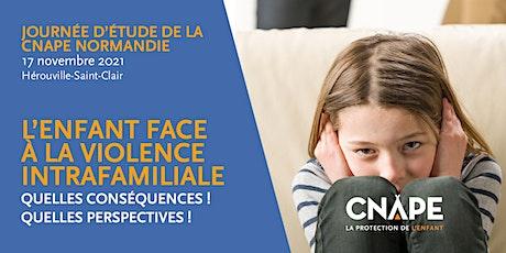 L'enfant face à la violence intrafamiliale billets