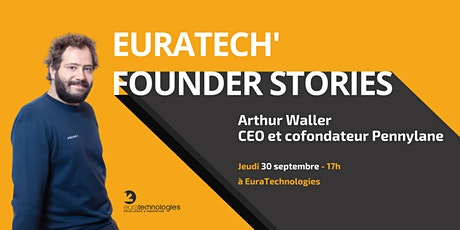 Founders stories - Arthur Waller billets