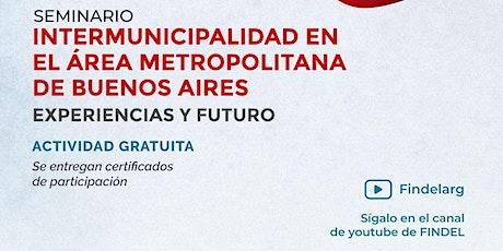 Intermunicipalidad  en el Área Metropolitana de Buenos Aires entradas