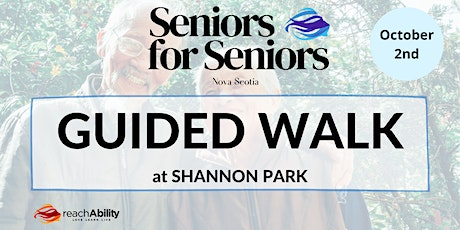 Guided Walk at Shannon Park -Canada 150 trail tickets