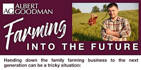 Farming into the Future - Haynes tickets