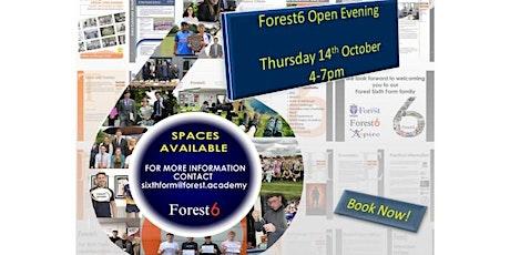 Forest Co-Educational Sixth form Open Evening (Winnersh, Berkshire) tickets