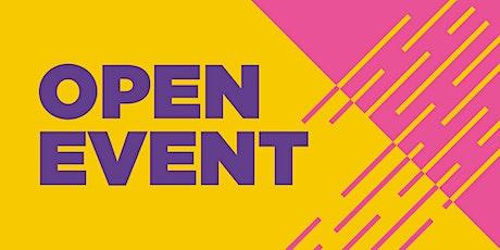 North Notts College - Retford Post 16 - Open Event tickets
