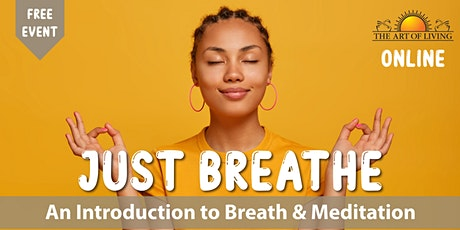 Health and Happiness Workshop - Intro to breathe and Meditation tickets