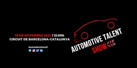 Automotive Talent Show 2021 entradas
