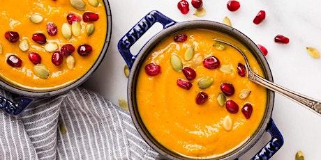 Simple Seasonal Soups Workshop tickets