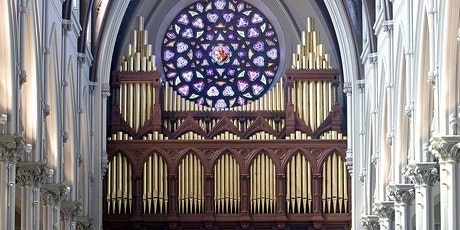 Thirty-second Annual Cathedral Organ Benefit tickets
