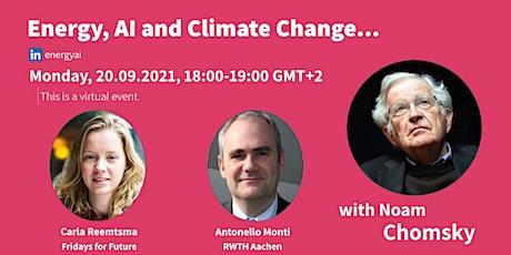 Pie & AI: Berlin - Live with Noam Chomsky: Energy, AI and Climate Change,.. tickets