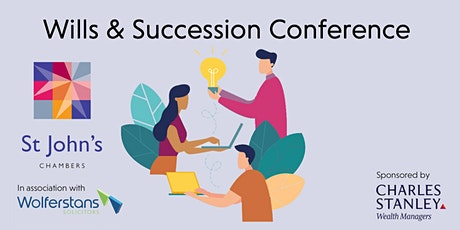 Wills & Succession Conference tickets