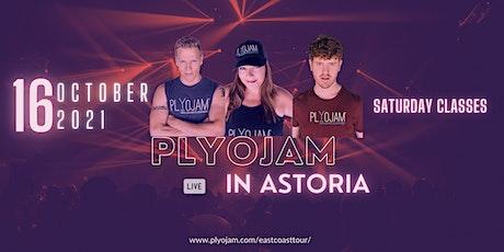 PlyoJam Dance Fitness with Celebrity Trainers Jason Layden & Stacey Beaman tickets