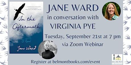 Book Launch: Jane Ward in conversation with Virginia Pye tickets