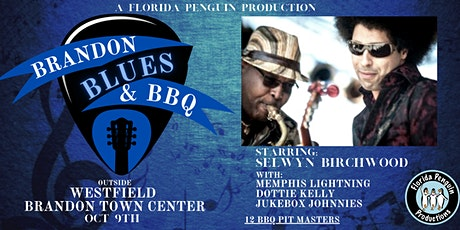 Brandon Blues & BBQ tickets
