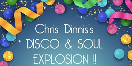 Christmas Disco & Soul Explosion tickets