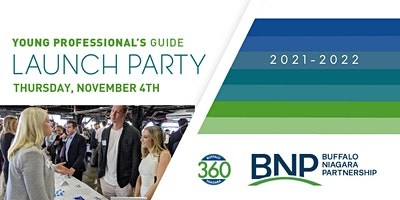 2021 Young Professional's Guide Launch Party
