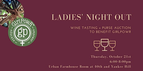 GIRLPowR Ladies' Night Out tickets