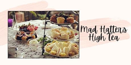 Mad Hatter's High Tea tickets